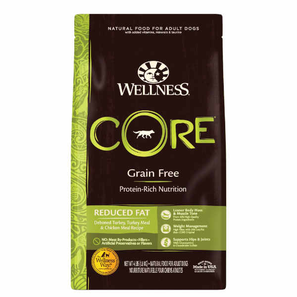 Wellness CORE Healthy Weight – Dog Adult